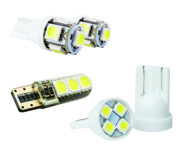 LEDs T10