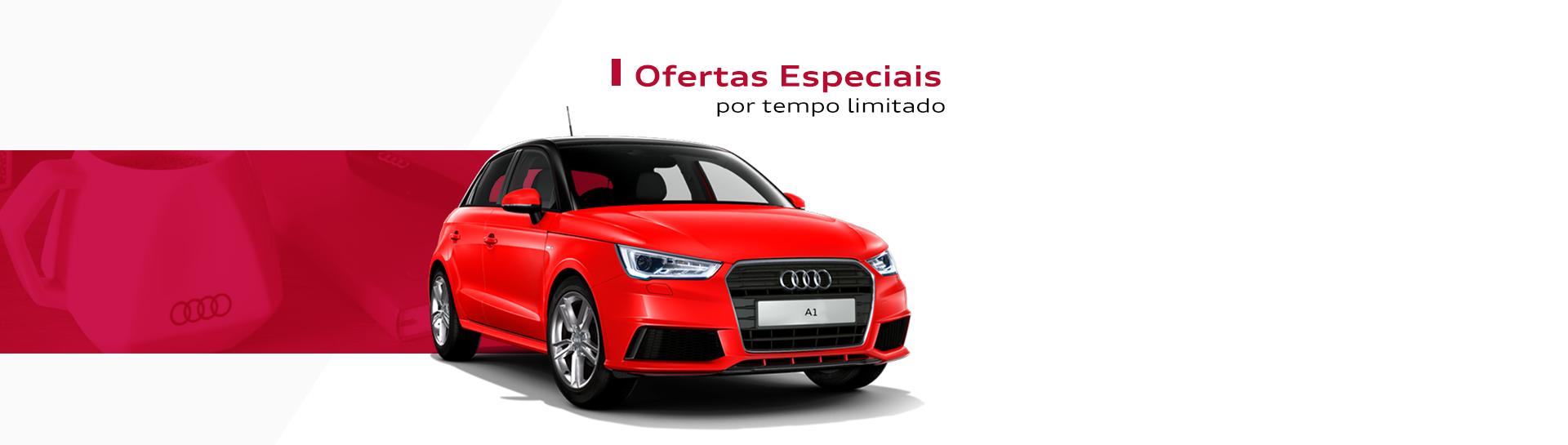 Ofertas Especiais Audi