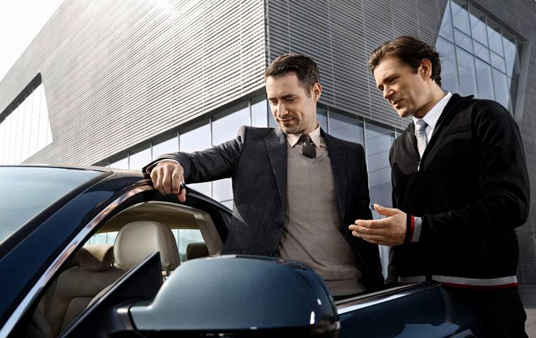 Garantia 2 anos Audi