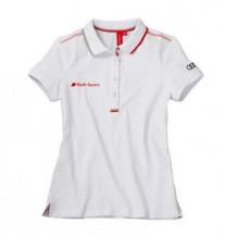 camisa polo feminina audi sport