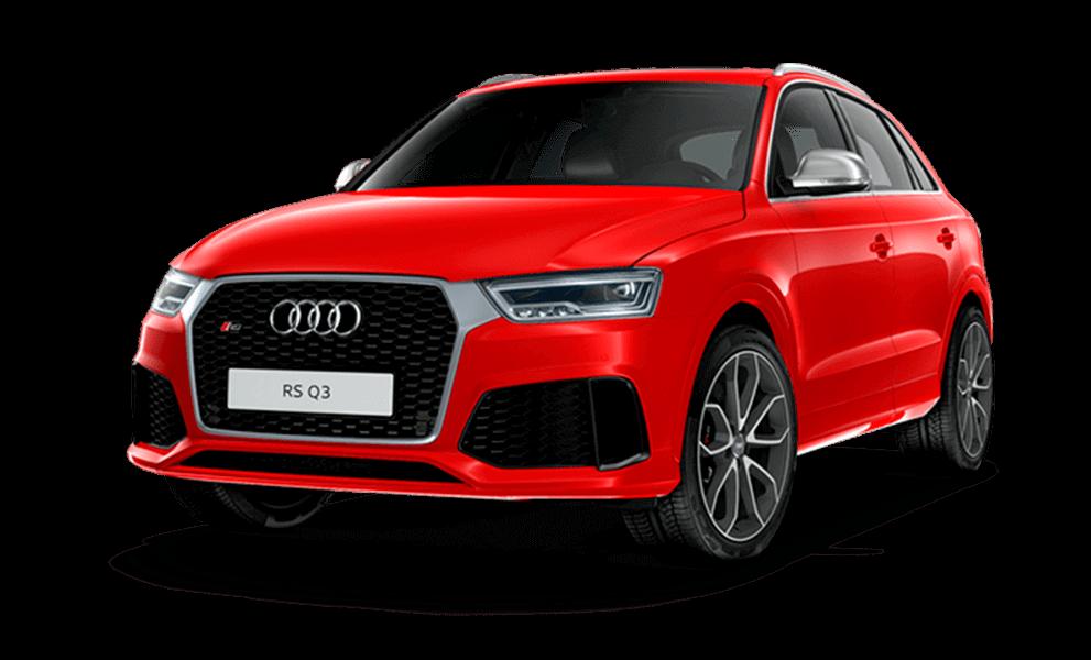 carro Audi RS Q3