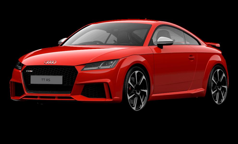 carro Audi TT RS Coupé