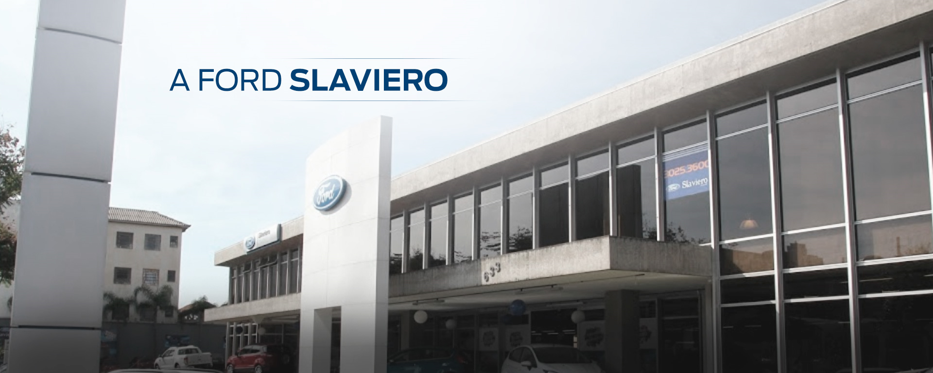 A Ford Slaviero Institucional
