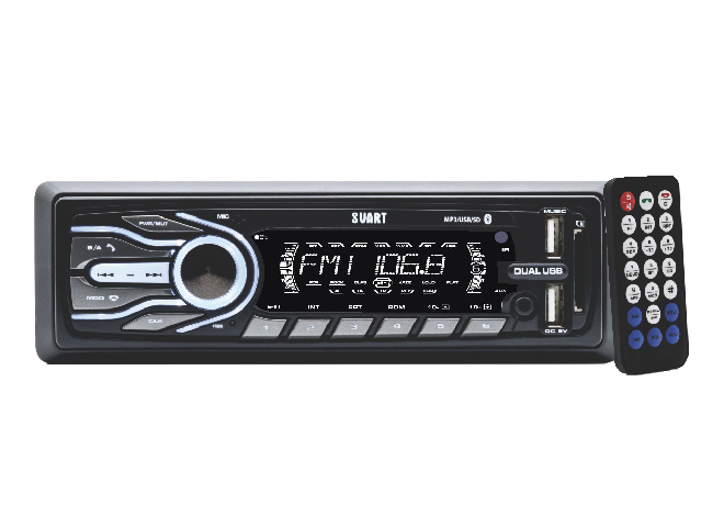 Rádio Automotivo SVART Bluetooth T500
