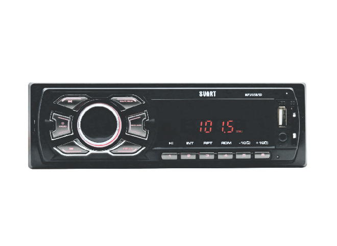 Rádio Automotivo SVART Red T100