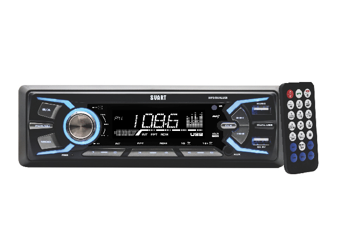 Rádio Automotivo SVART Blue T300
