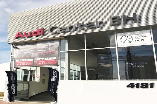 AUDI CENTER BH RAJA
