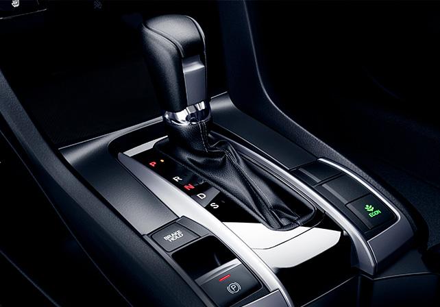 cambio automático Honda Civic