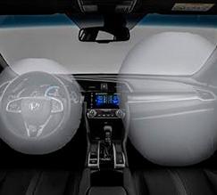 6 airbags inteligentes
