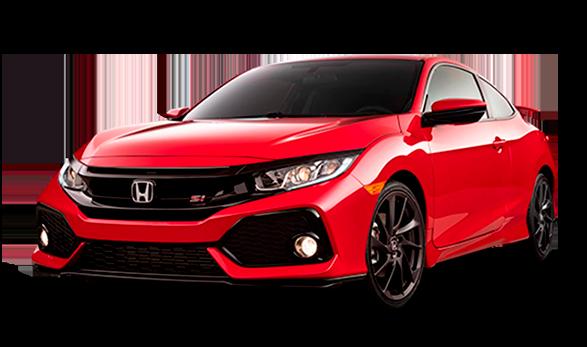 Honda Fit azul frente lateral