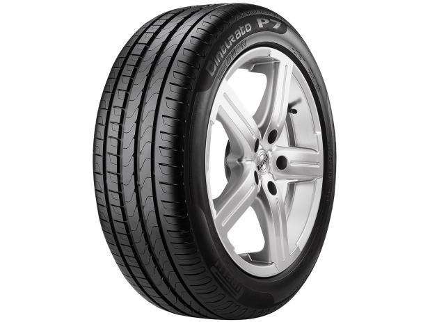 Pneu Pirelli P7 195/55R15 - Montado
