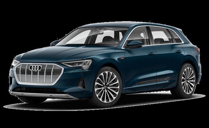 carro Audi e-tron