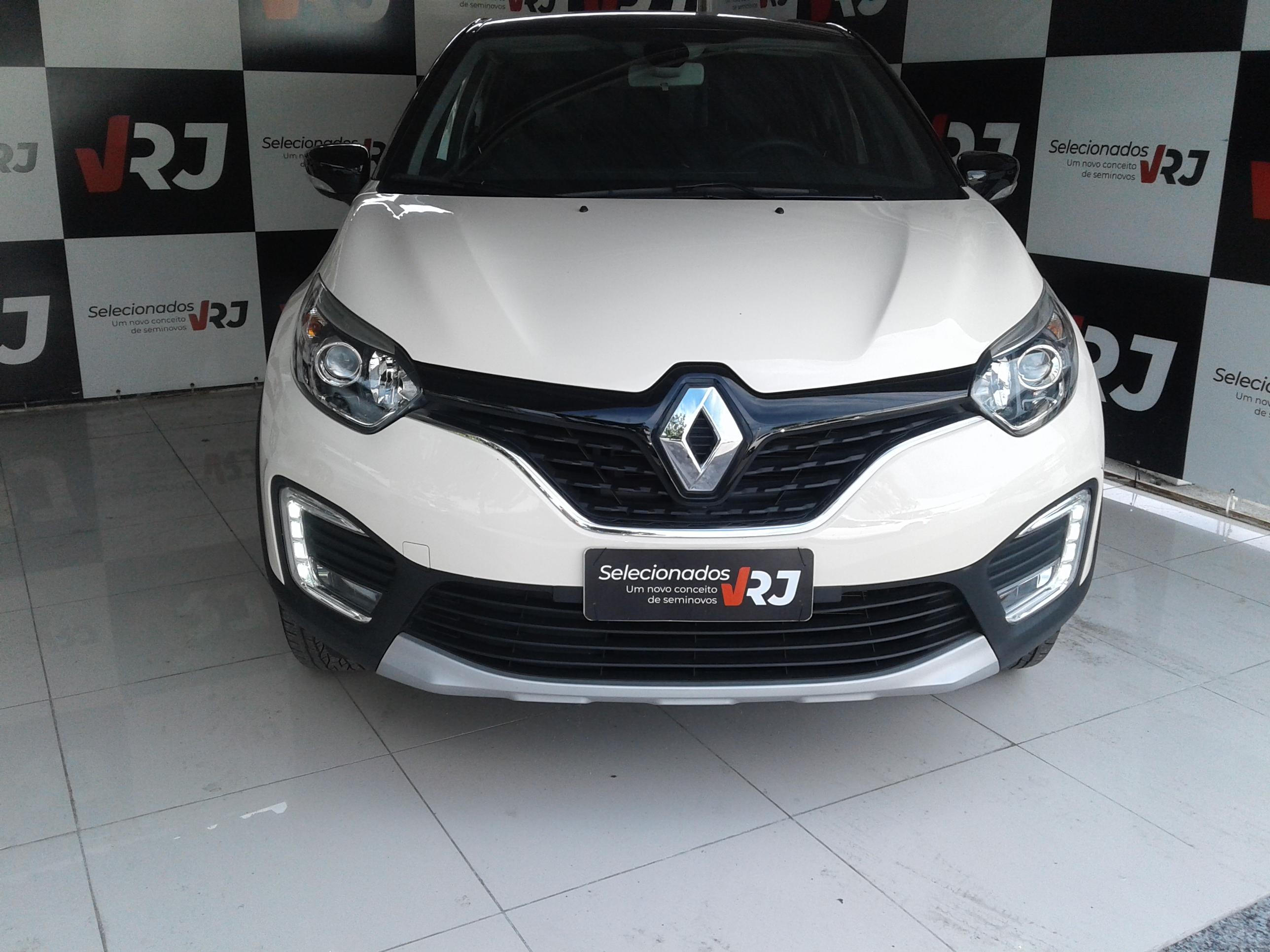 Renault CAPTUR CAPTUR Intense 1.6 16V Flex 5p Aut.
