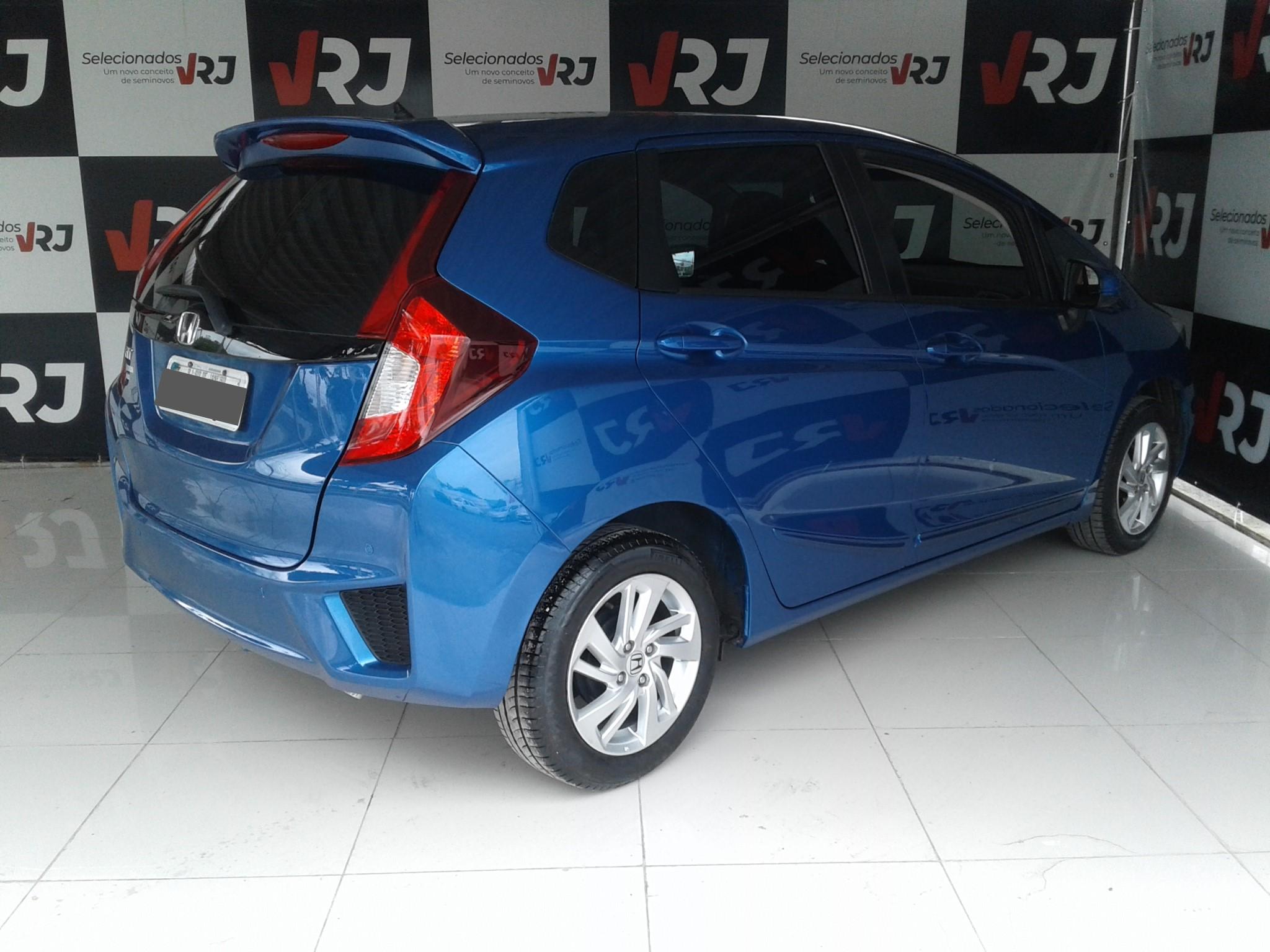 Honda FIT Fit DX 1.5 Flexone 16V 5p Aut.