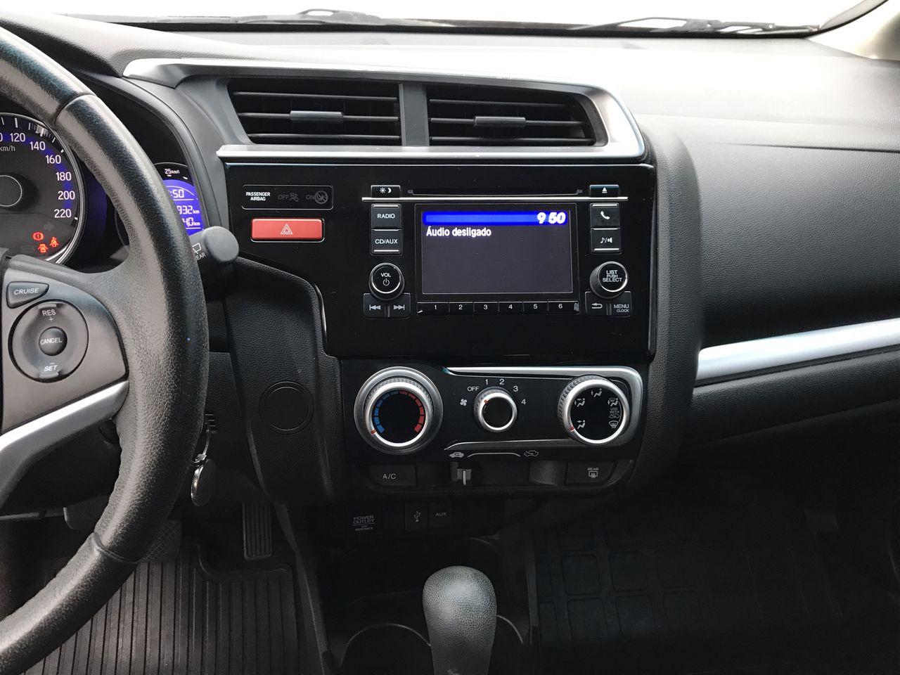 WR-V EX 1.5 Flexone 16V 5p Aut.