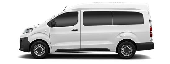 imagem Minibus 1.6 Diesel HDi