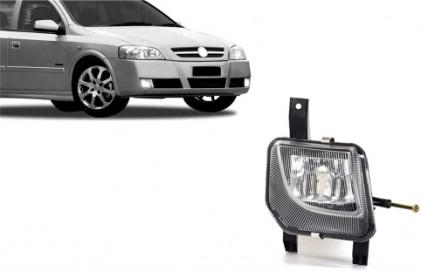 Farol Milha Astra Hatch Sedan 2003 a 2012 Zafira 2005 a 2012 LADO DIREITO Auxiliar Neblina Tech One