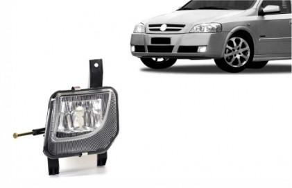 Farol Milha Astra Hatch Sedan 2003 a 2012 Zafira 2005 a 2012 LADO ESQUERDO Auxiliar Neblina Tech One