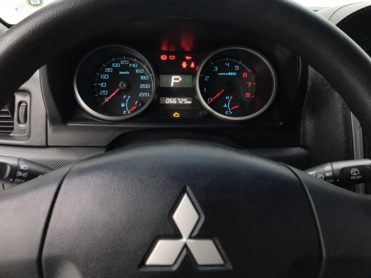 Pajero TR4 2.0 Flex 16V 4X2 Aut.