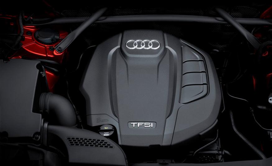 Motor 2.0 Turbo FSI de 252cv