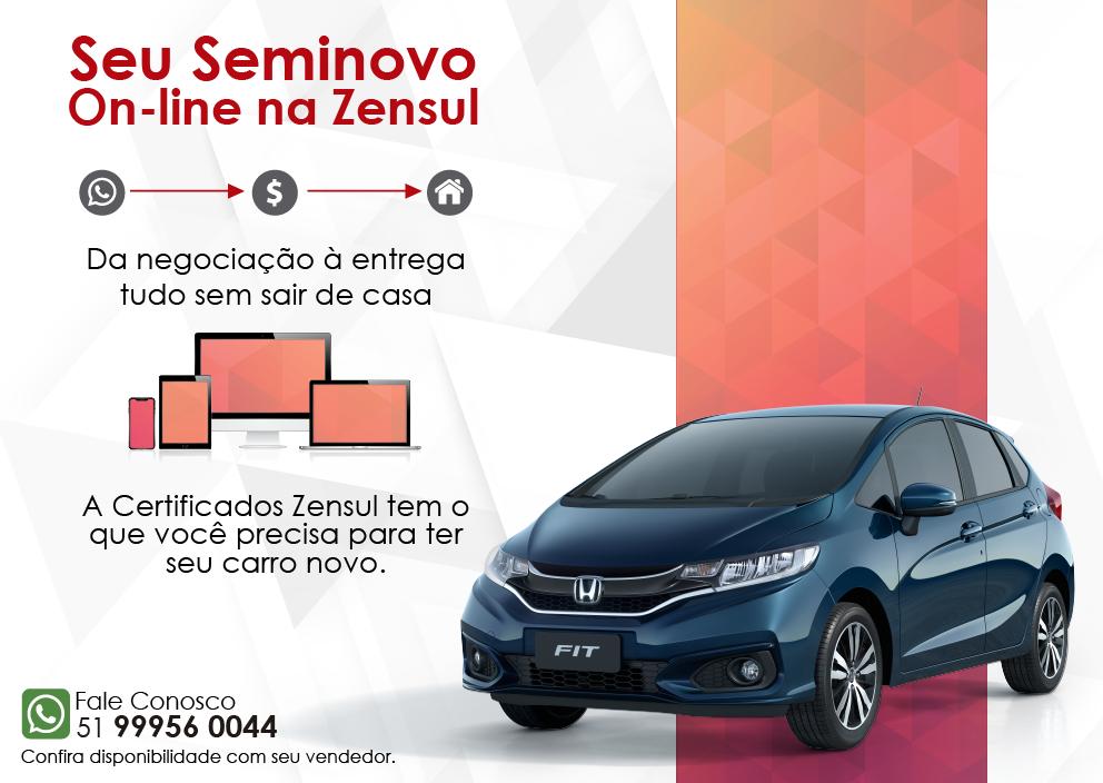 Ofertas veículos usados Porto Alegre Zensul