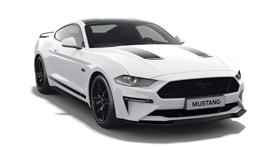 Mustang Black Shadow Black Shadow