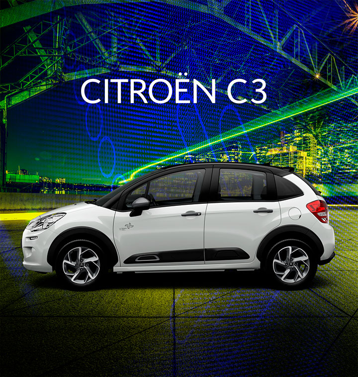 Banner Green | Citroen (SP) site-home Mobile