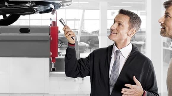 Audi Class Service