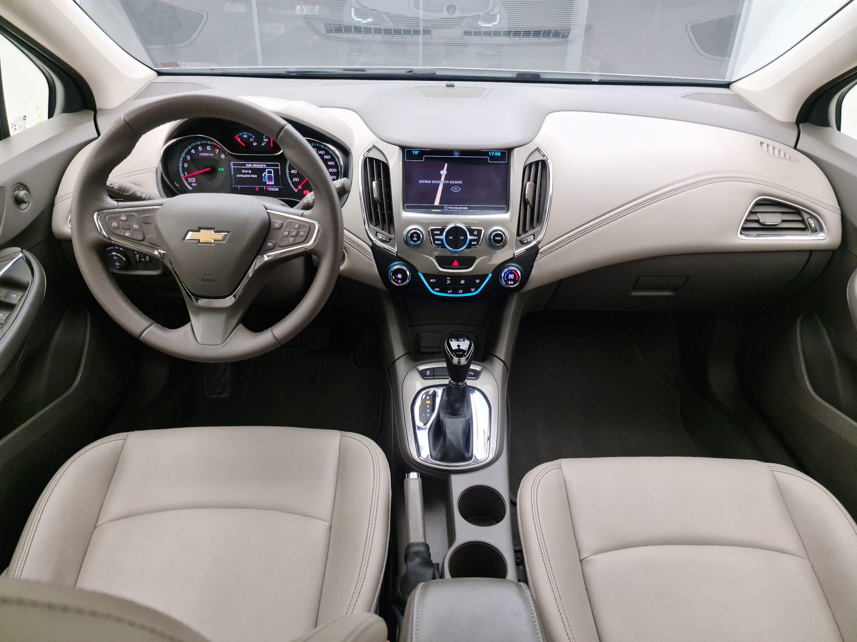 Chevrolet-CRUZE-CRUZE Sport LTZ 1.4 16V TB Flex 5p Aut.