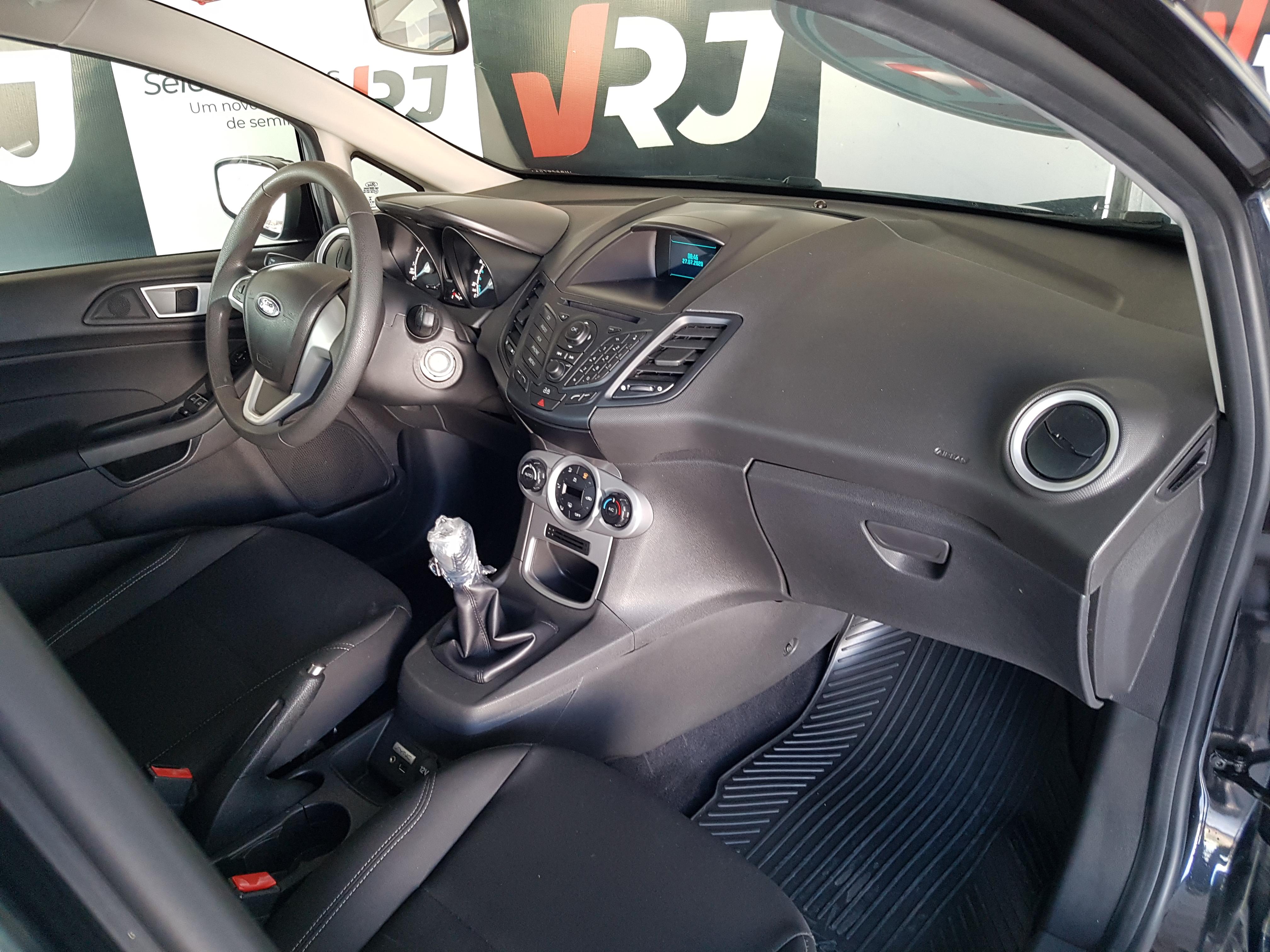 Ford FIESTA Fiesta SEL 1.6 16V Flex Mec. 5p