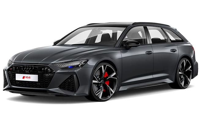 carro Audi RS 6 Avant