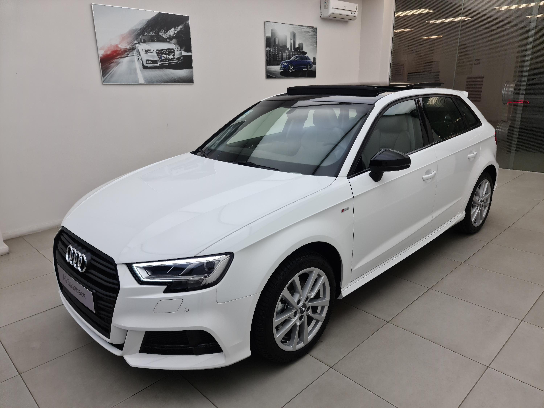 Audi-A3-A3 Sportb. Prestige Plus 1.4 TFSI S-tron