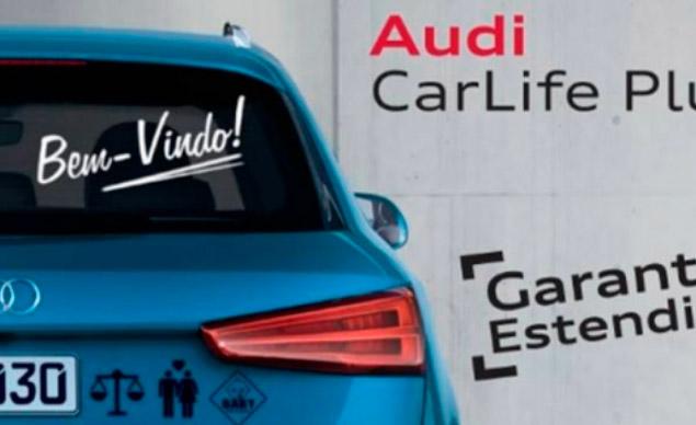 Audi CarLife Plus