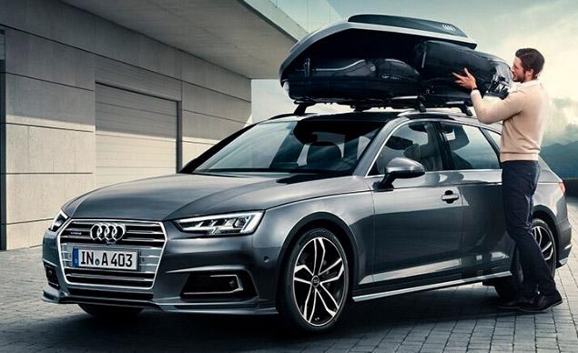 Acessórios Audi