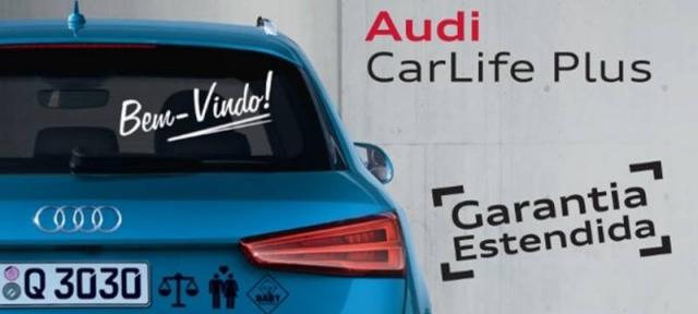 Audi CarLife Plus Banner