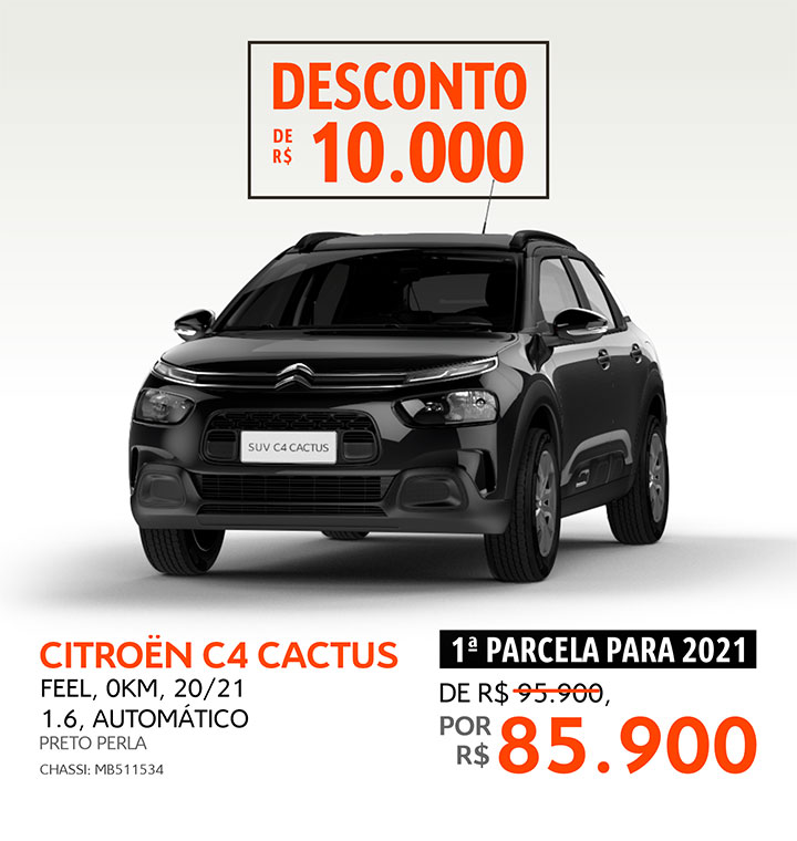 Banner Green | Citroen (SP) site-home Mobile