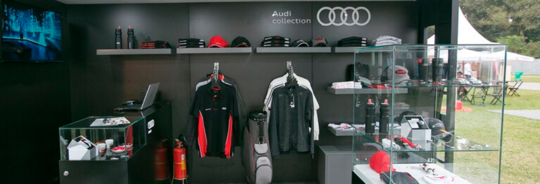 Audi Collection Banner
