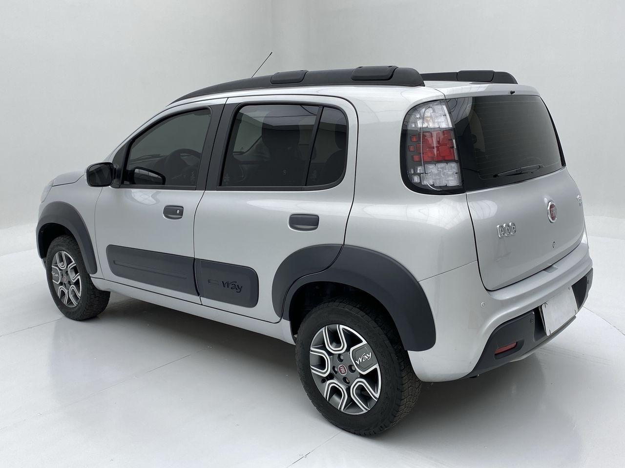 Fiat UNO WAY 1.4 EVO Dualogic Flex 8V 5p