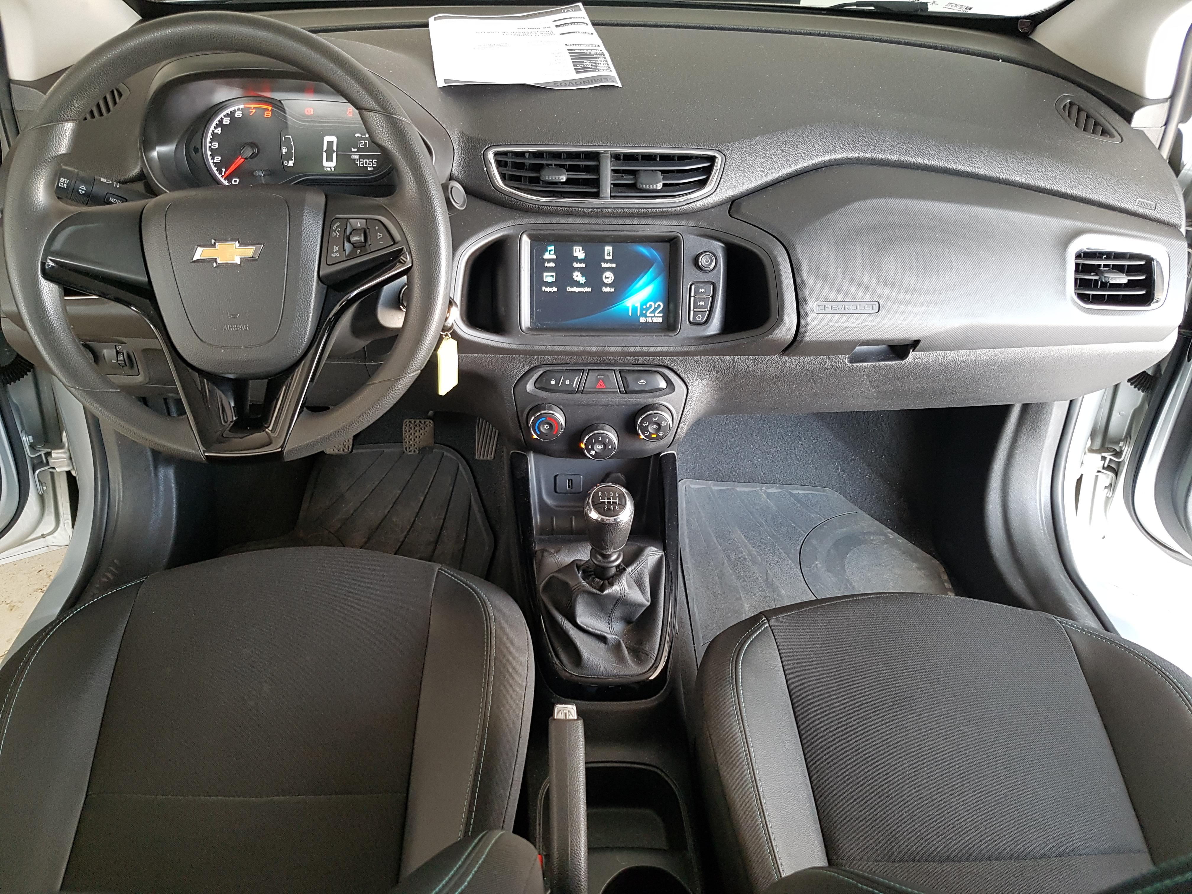 Chevrolet PRISMA PRISMA Sed. LT 1.4 8V FlexPower 4p