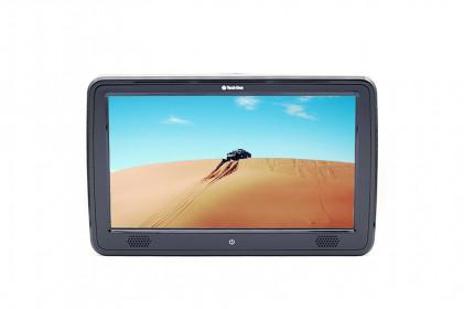 """Encosto de Cabeça Acoplável USB/SD/DVD 10.1"""" Touchscreen Tech One"""