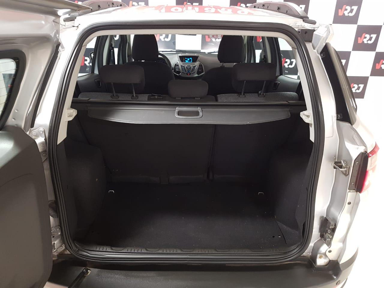 Ford ECOSPORT EcoSport SE 1.6 16V Flex 5p Mec.