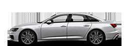 foto do modelo a6 sedan