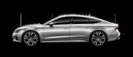 foto do modelo a7 sportback
