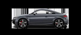 foto do modelo tt rs coupe