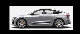 foto do modelo e-tron sportback