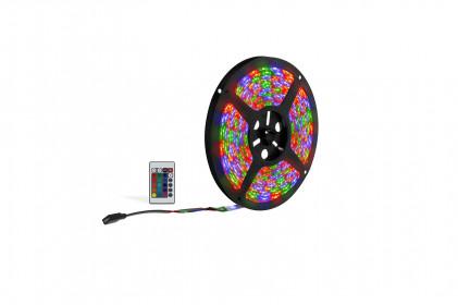Led Strip 5050 RGB - Luz de Alta Performance Colorida Tech One