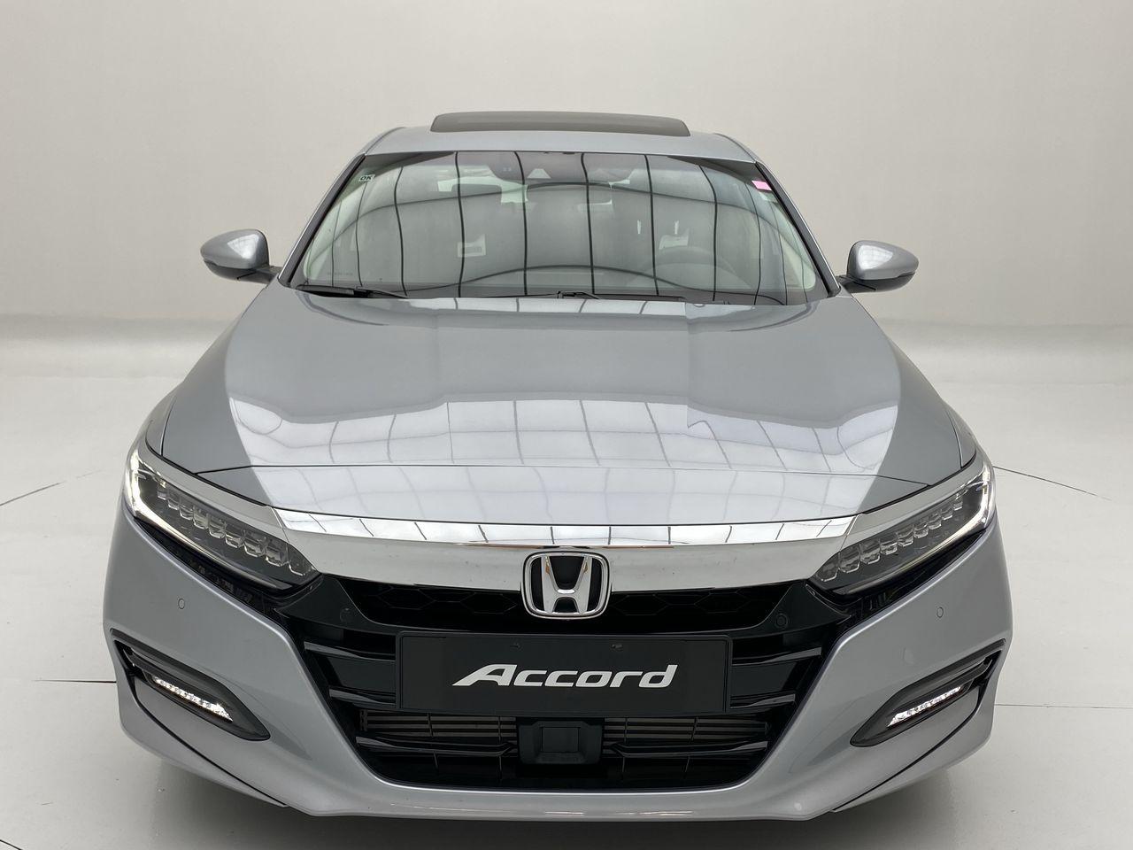 Accord Sedan Touring 2.0 TB 16V Aut.