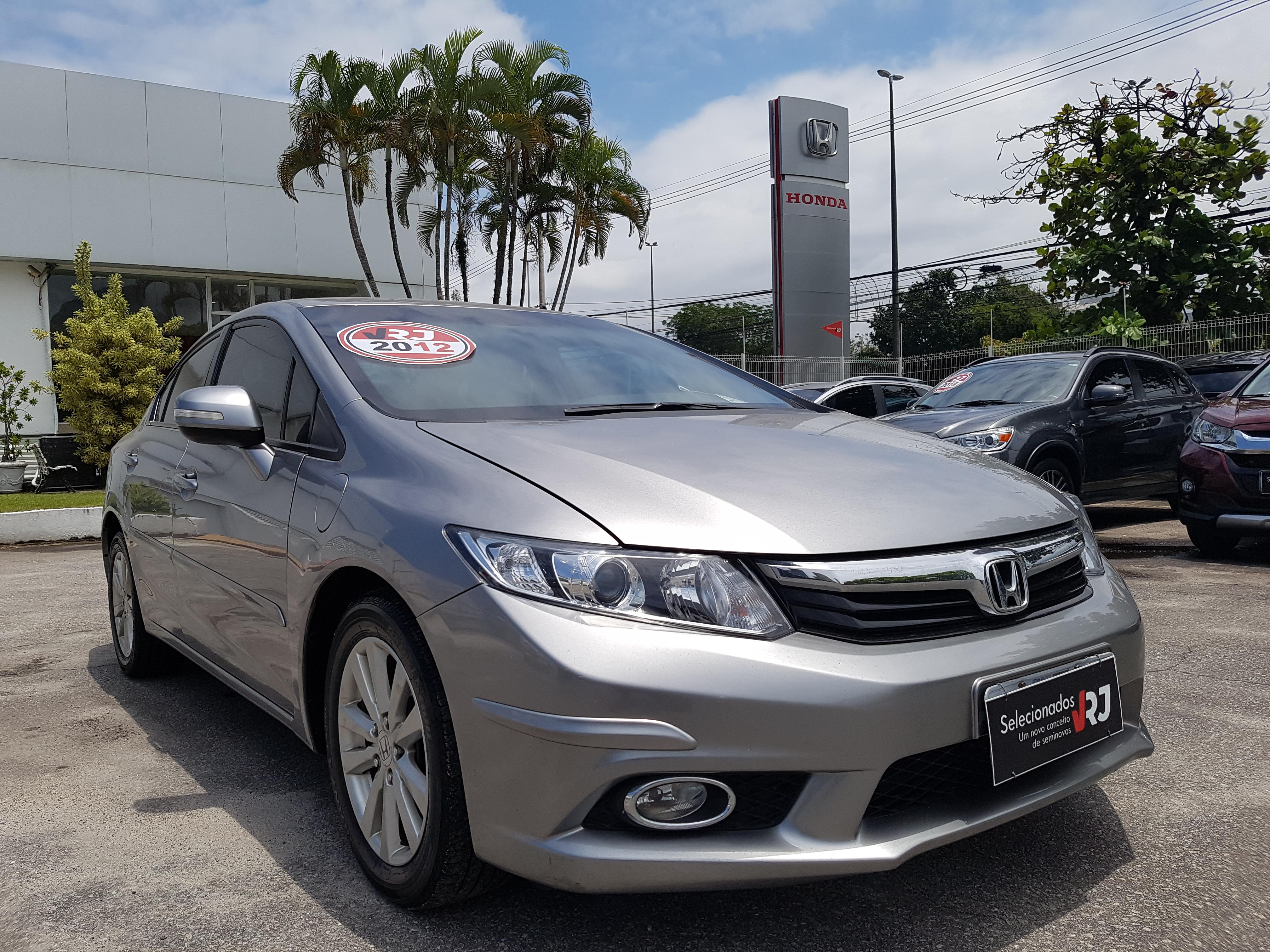 Honda CIVIC Civic Sed. LXL/LXL SE 1.8 Flex 16V Mec.