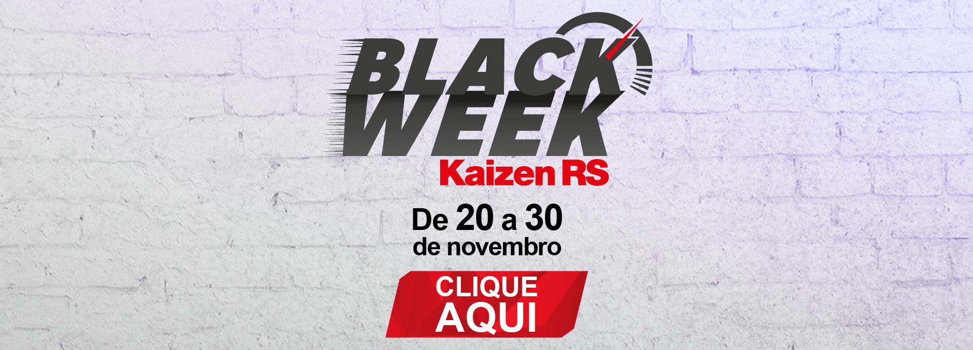 Black Week Kaizen RS
