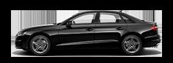 foto do modelo a4 sedan